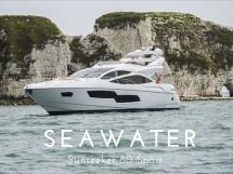 Sunseeker Yacj=ht Sport 80 - Seawater